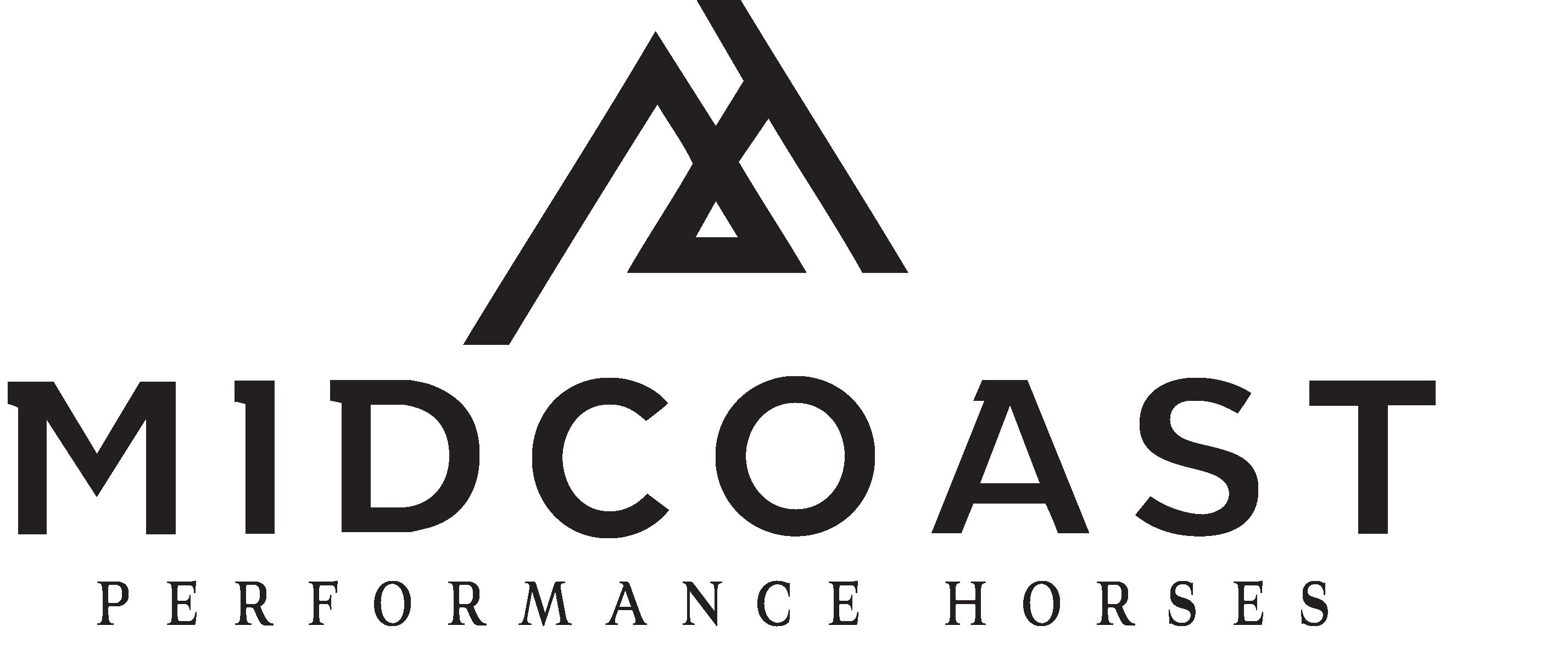 Midcoastperformancehorses Logo